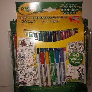 Crayola collection all